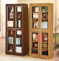 Double-door Bookcase