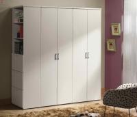 Quadruple-door Bookcase