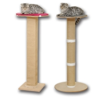 Pedestal Scratch Post