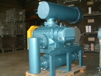 Vacuum and Suction type Roots Blower