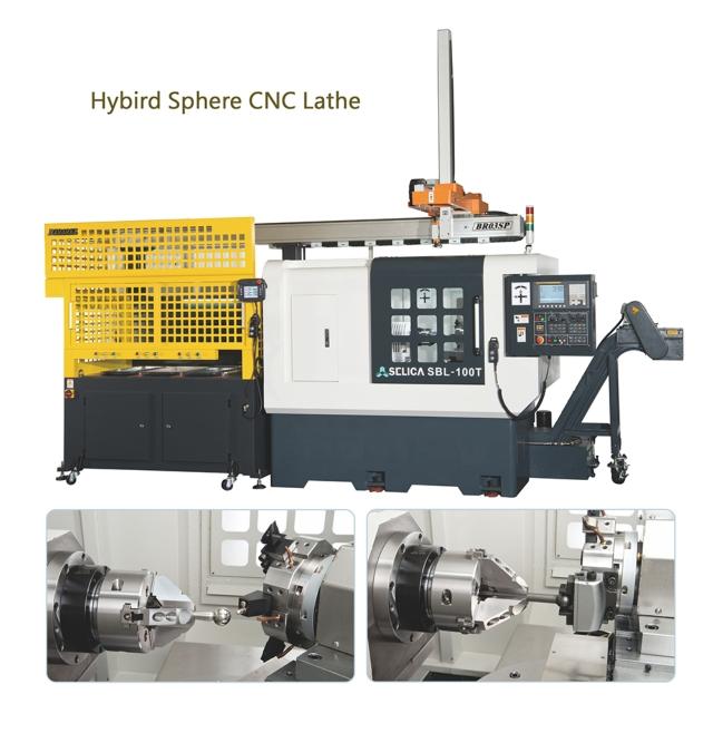 Hybird Sphere CNC Lathe