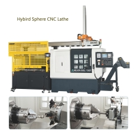 Cens.com Hybird Sphere CNC Lathe SELICA INTERNATIONAL CO., LTD.