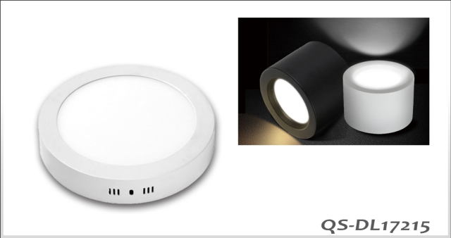 LED 明裝筒燈