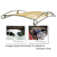Vintage Speed Roof Rack For Beetle & Karmann Ghia