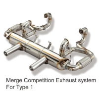 Merge Competition Exhaust system For Type 1