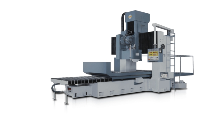 Single-head double column precision surface grinder