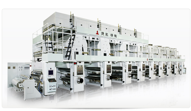 LARGE DIAMETER MULTI-FUNCTIONAL VERSION OF ROTARY GRAVURE PRINTING MACHINE(no version axis)