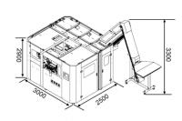 PET Automatic Stretch-Blow Molding Machine
