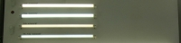 2 Foot TRIAC Dimmable LED Tube