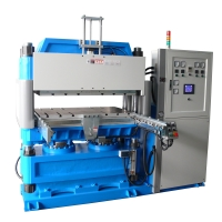 Cens.com Rubber hot-press former w/widened worktable TUNG HSIANG MACHINERY ENTERPRISE CO., LTD.