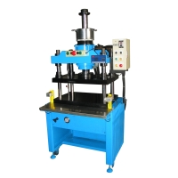 Hydraulic thin-film puncher