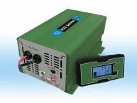 Multi-stage battery charger