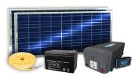 太阳能电源组