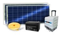 Solar power kit