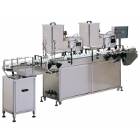 Fully-automatic Counting, Bottling & Capping Line