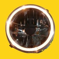 7寸光圈汽车头灯