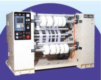 Center-Surface Slitter Rewinder