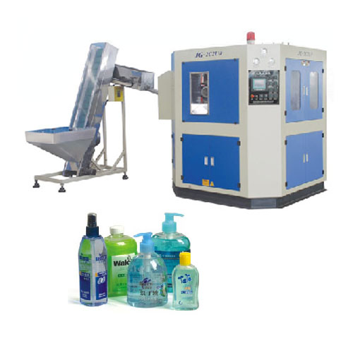 Full-Automatic PET Stretch Blow Molding Machine