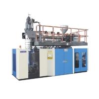 Accumulator Type Extrusion Blow Molding Machine