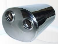 Fuel-saving muffler