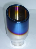 Cens.com Classic-look exhaust tip TAIRONG STELL CO., LTD.