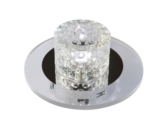 LED 水晶吸顶灯
