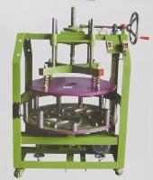 tea-ball shaping machine