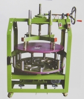 tea-ball shaping machine