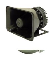 100 Watt Siren Speaker