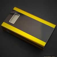 PB-6600E LED數字電量顯示! 雙USB孔輸出隨身電源