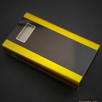 PB-6600E LED数字电量显示! 双USB孔输出随身电源