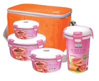 Plastic Seal-tight Containers