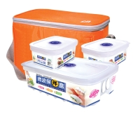 Microwave-safe Plastic Containers