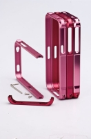 Daul-color Aluminum-alloy Frame for iPhone4