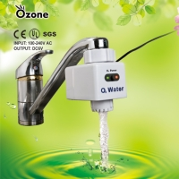 Ozone Germicidal Faucet