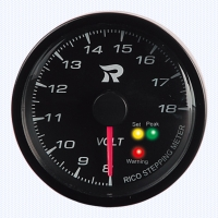 Stepping Motor - Voltmeter 60ψ