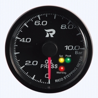 Cens.com Stepping Motor - Oil Pressure Meter 60ψ 瑞克儀錶有限公司