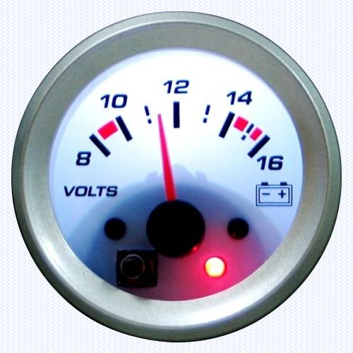 7 Color - Voltmeter 52ψ