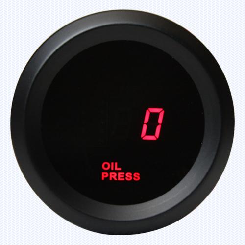 Digital - Oil Pressure Meter 52ψ
