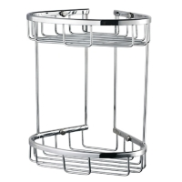 Two-tier Sentimental/2-Tier Corner Rack/2 Layer Corner Shelf/Corner Rack /Wall Mounted/