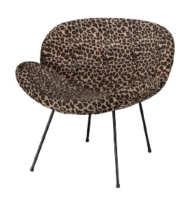 Leopard chair