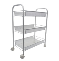 with wheel shelves