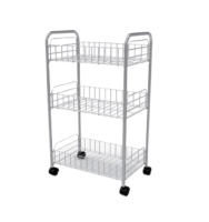 Iron shelves/With wheel shelves/Trolleys/hand trolley /transport trolleys