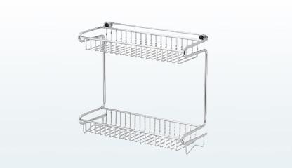 Double multi-purpose rack -Sector