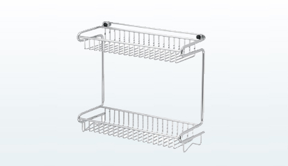 Double multi-purpose rack -Sector