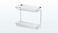 CENS.com Double multi-purpose rack -Sector
