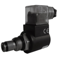 Cartridge solenoid valves
