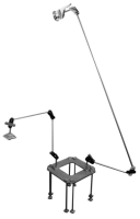Crane 4 Projector LED desk lamo