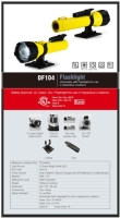 DF104 Safety Flashlights