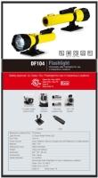 DF104 Safety Flashlights